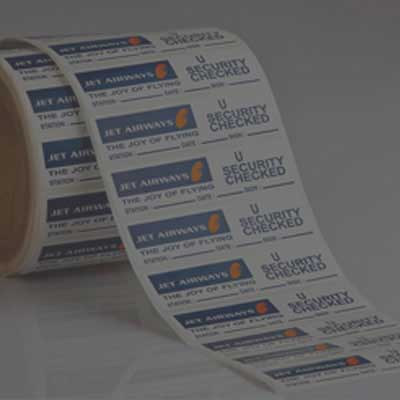 Airline Labels Manufacturers