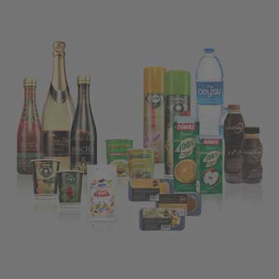Food & Beverages Labels Manufacturers