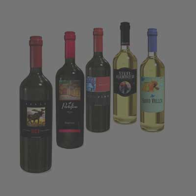 Wine & Liquor Labels Manufacturers